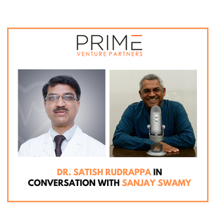 Individual Social Responsibility with Acclaimed Neurosurgeon Dr. Satish Rudrappa